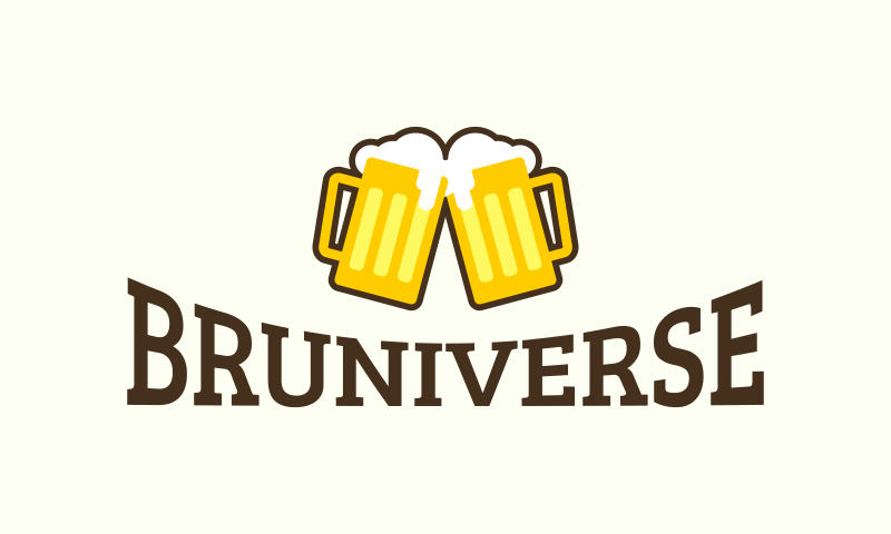 Bruniverse - Retail startup name for sale