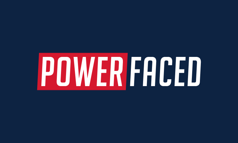 Powerfaced - Beauty domain name for sale