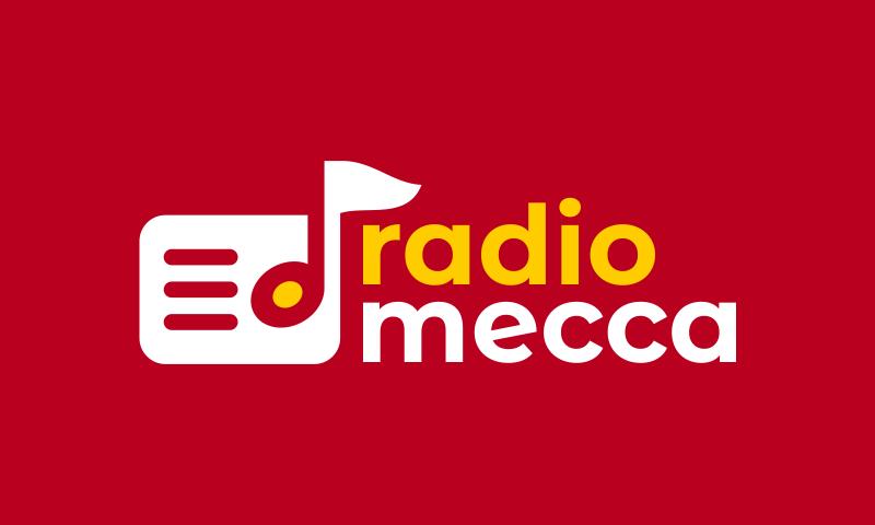 Radiomecca - Retail brand name for sale