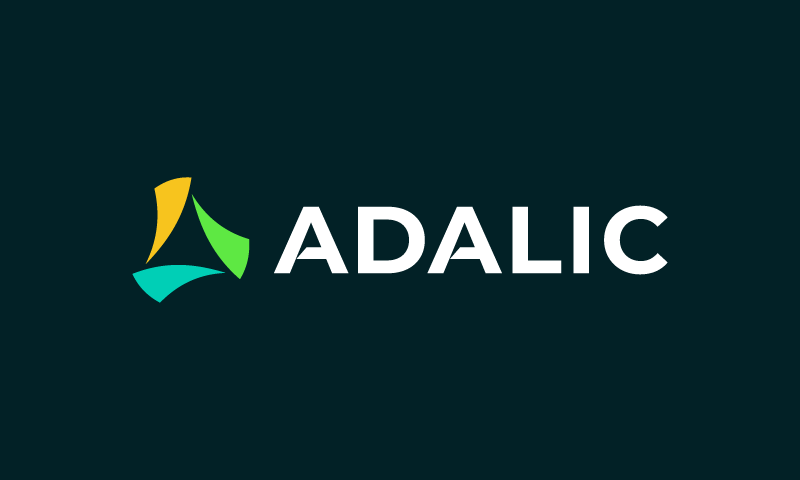 Adalic - Technology company name for sale