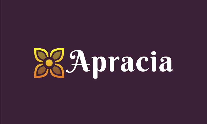 Apracia - Retail brand name for sale