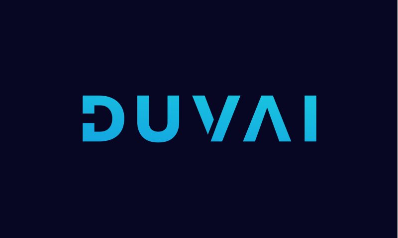 Duvai - Retail company name for sale