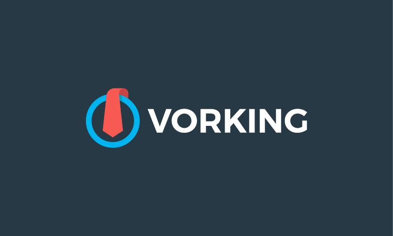 vorking logo