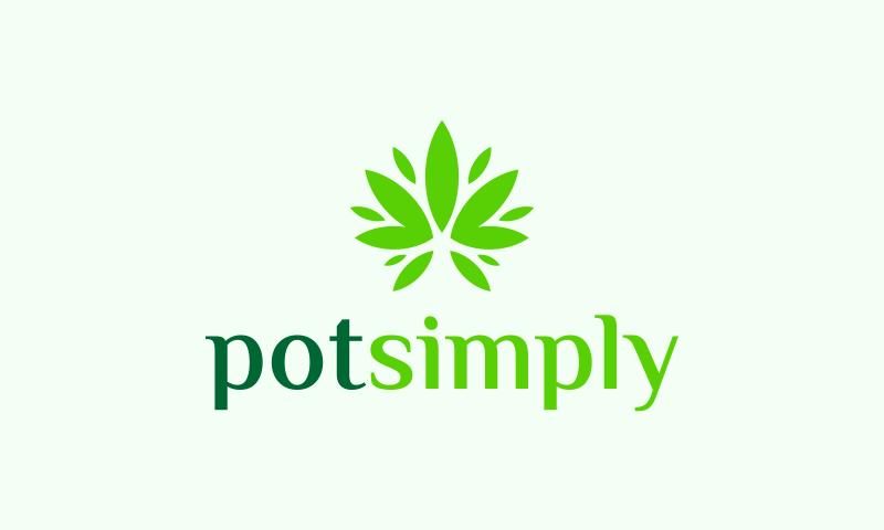Potsimply - Dispensary brand name for sale