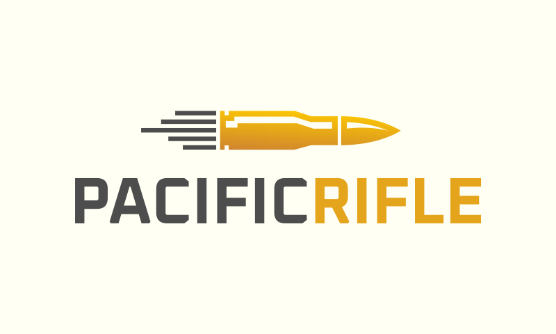 Pacificrifle - E-commerce domain name for sale