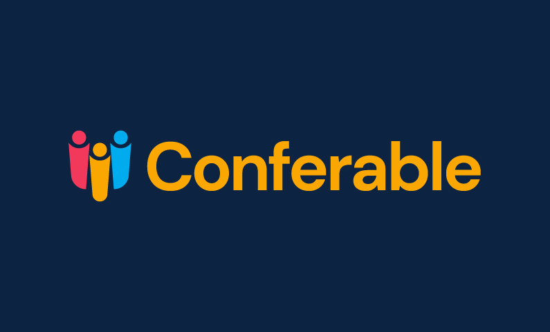 Conferable - Business company name for sale