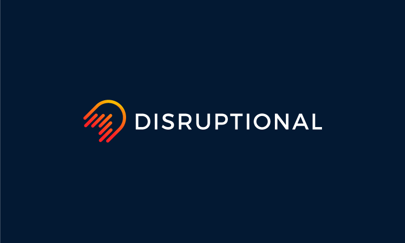 disruptional logo