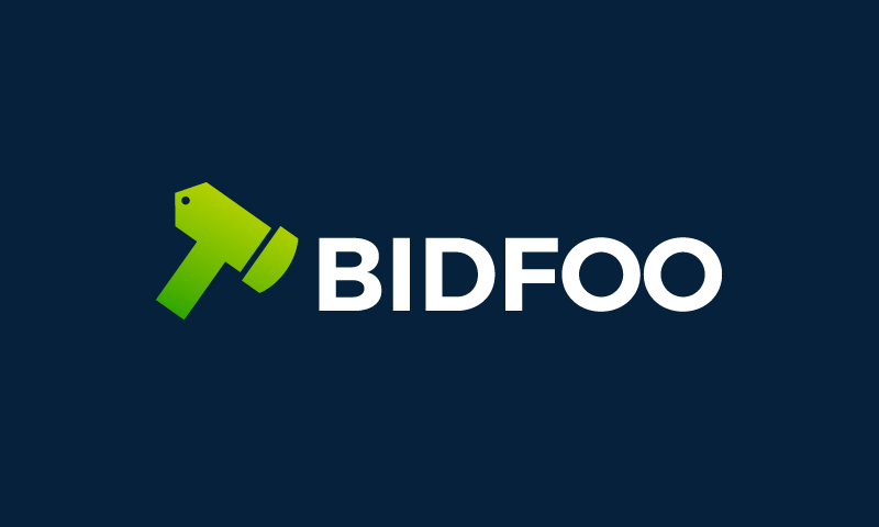 Bidfoo - Technology business name for sale
