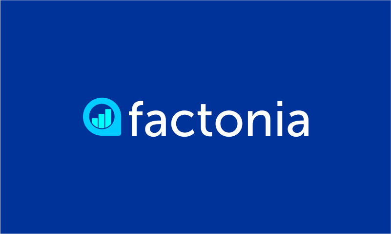 Factonia - Business company name for sale