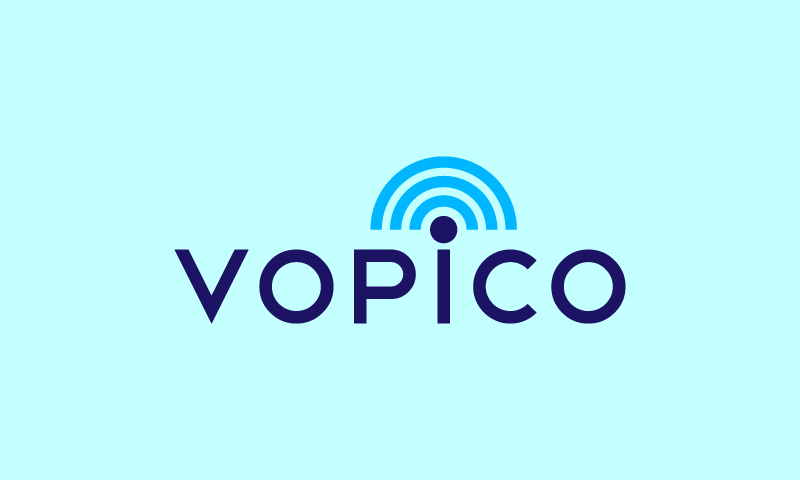 Vopico - Technology brand name for sale