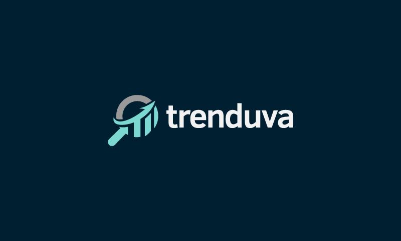 trenduva logo