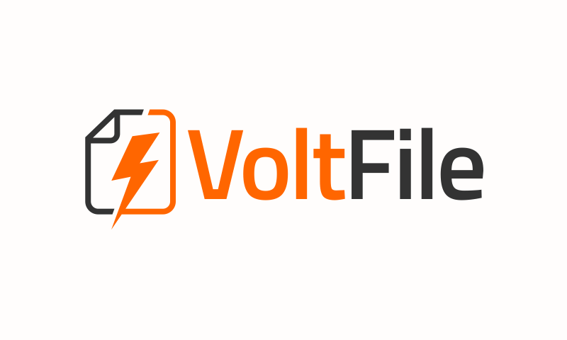 Voltfile - Software brand name for sale