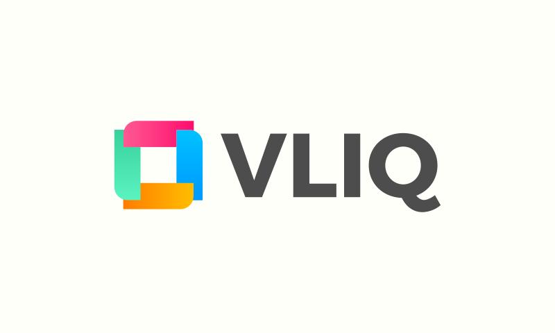 Vliq - Travel business name for sale