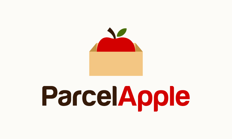 Parcelapple - Appealing brand name for sale