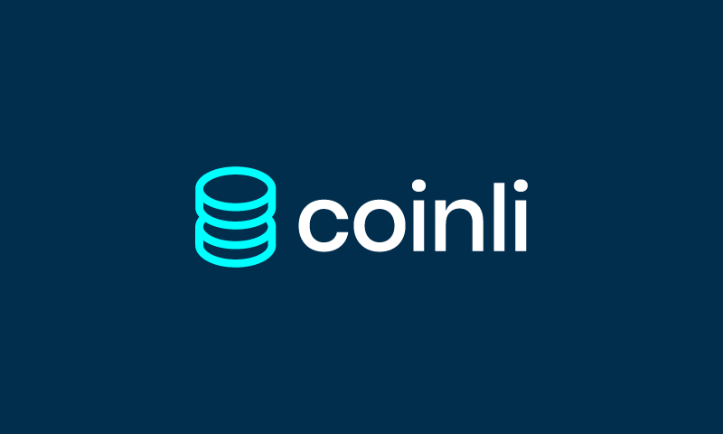 Coinli - Cryptocurrency business name for sale