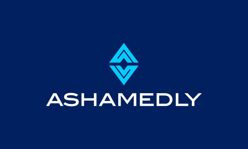 Ashamedly logo