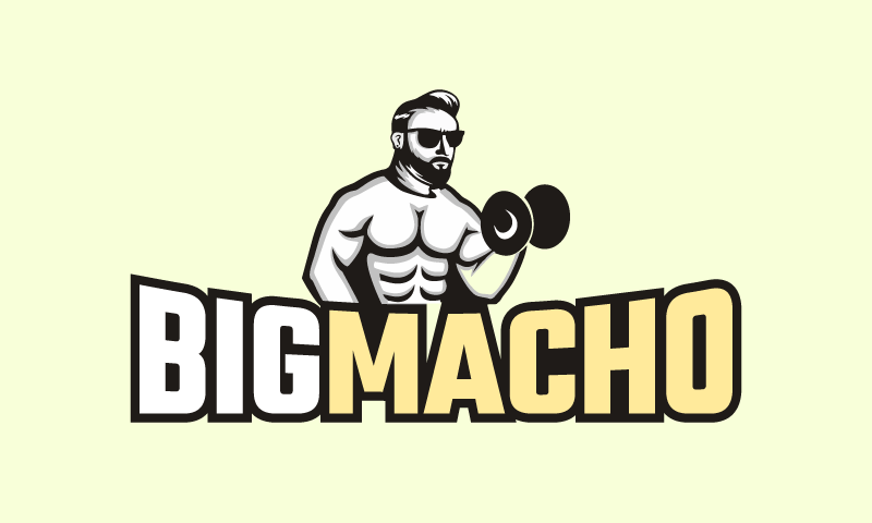 Bigmacho - Retail business name for sale