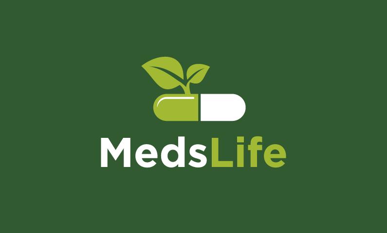 Medslife - Retail brand name for sale