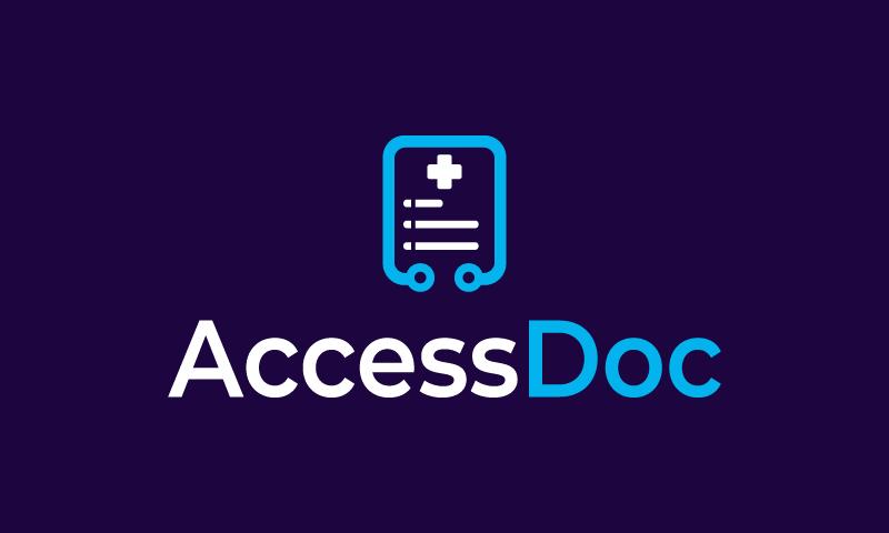 Accessdoc - Health company name for sale