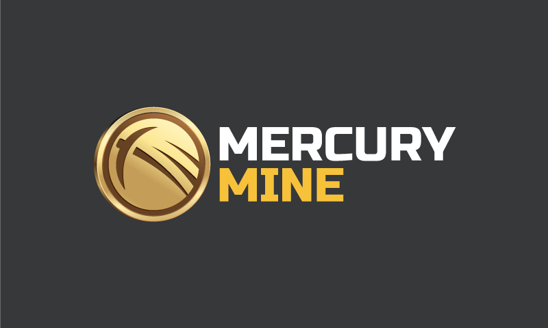 Mercurymine - Mining domain name for sale