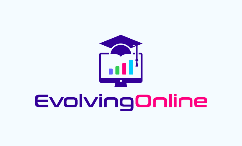Evolvingonline - Internet business name for sale