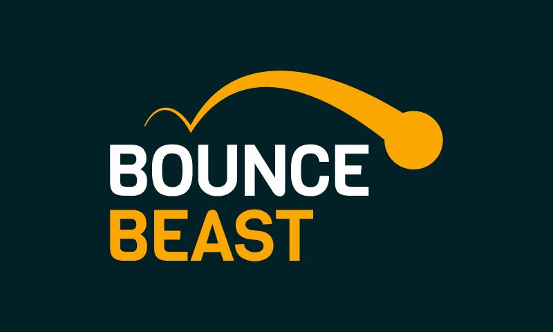Bouncebeast - Modern business name for sale