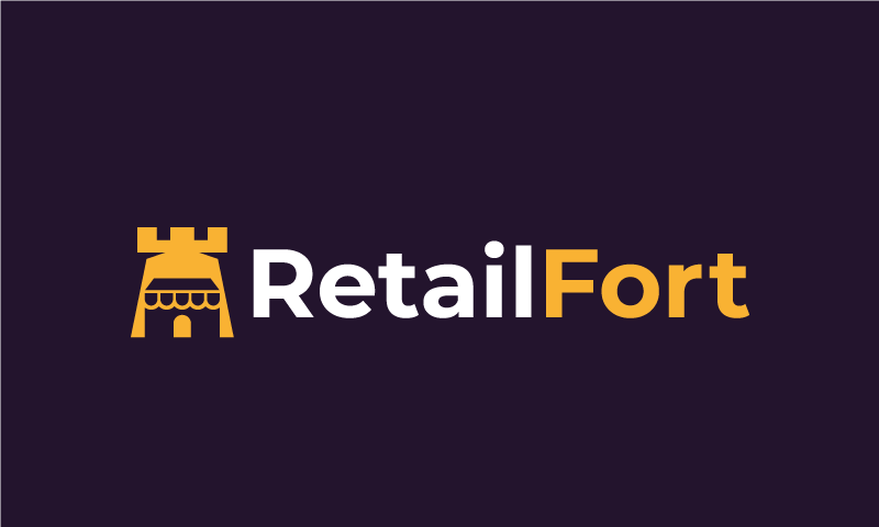 Retailfort - E-commerce startup name for sale
