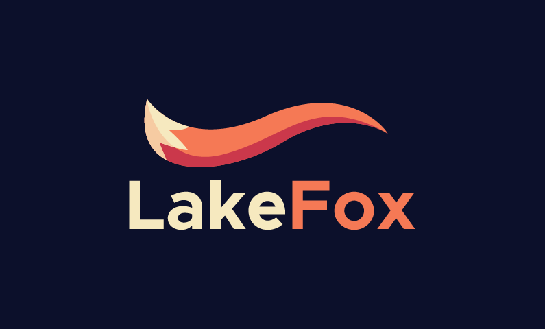 Lakefox - Business domain name for sale