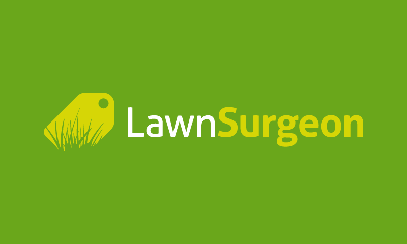 Lawnsurgeon - Sales promotion brand name for sale
