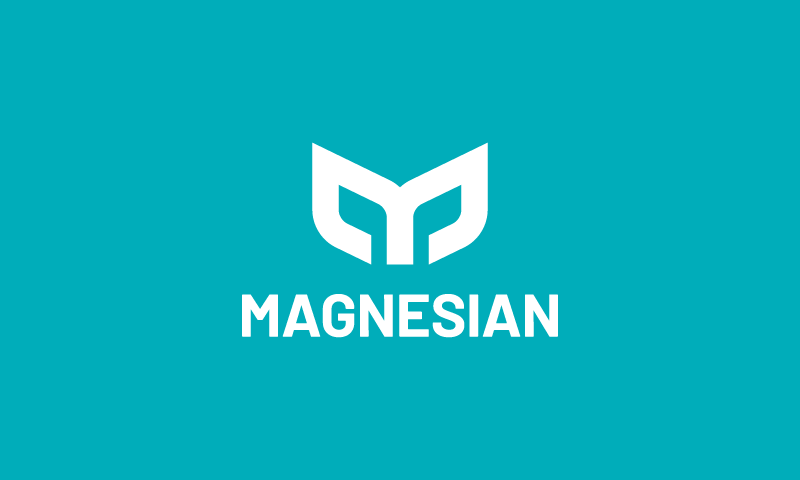 Magnesian - Invented company name for sale