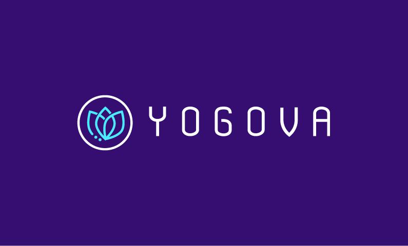 yogova logo