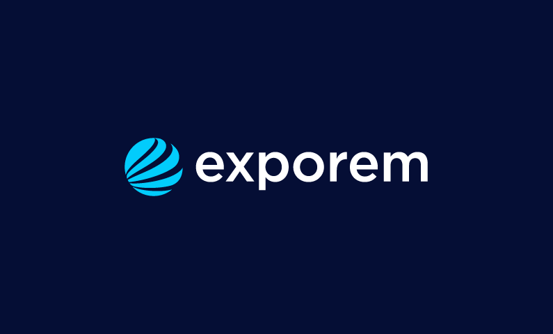 Exporem - Abstract domain name