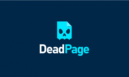 Deadpage - Traditional brand name for sale