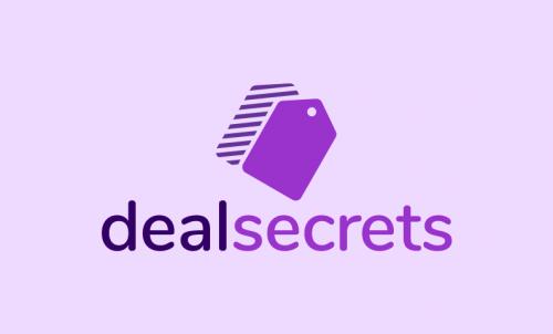Dealsecrets - Sales promotion business name for sale