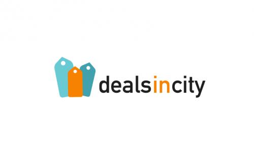 Dealsincity - Business brand name for sale