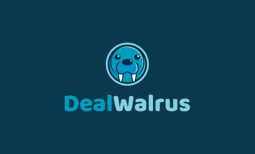 Dealwalrus - E-commerce product name for sale