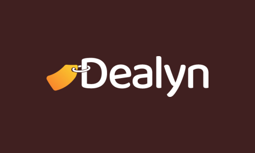 Dealyn - Sales promotion business name for sale