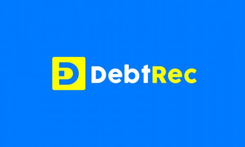 Debtrec - Finance domain name for sale