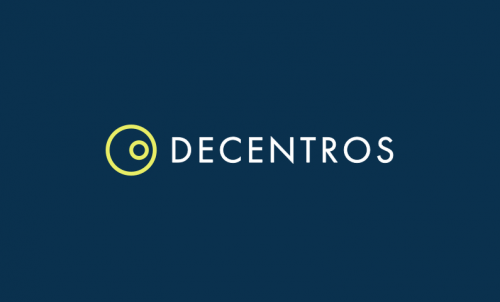 Decentros - Modern company name for sale