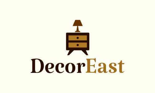 Decoreast - E-commerce startup name for sale