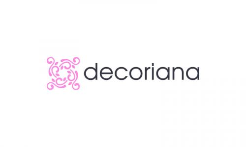 Decoriana - E-commerce company name for sale
