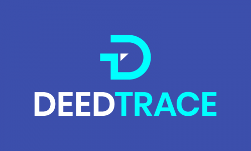 Deedtrace - Research brand name for sale
