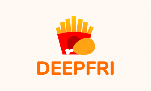 Deepfri - Retail startup name for sale