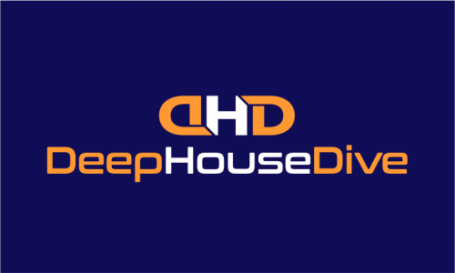 Deephousedive - Music brand name for sale
