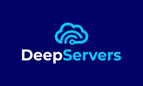 Deepservers - Technology company name for sale