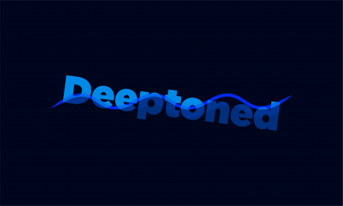 Deeptoned - E-commerce startup name for sale