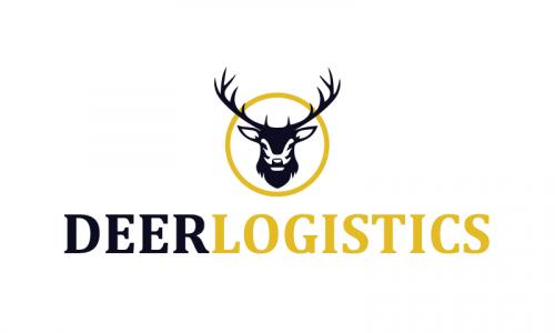 Deerlogistics - Playful domain name for sale