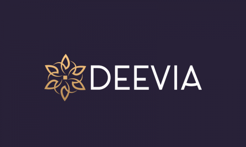 Deevia - Clothing startup name for sale