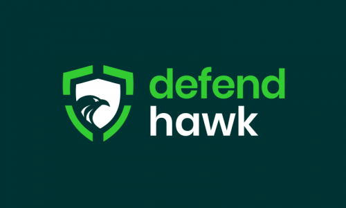Defendhawk - Security startup name for sale