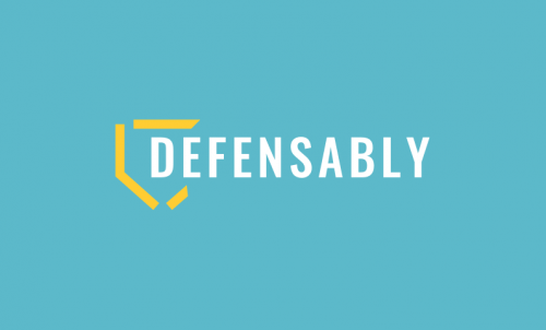 Defensably - Security company name for sale